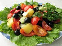 «Греческий салат»
