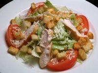 Итальянский салат с курицей