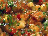 Рагу из баранины с овощами, рецепт