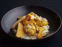 Рисовый салат по-индонезийски, рецепт