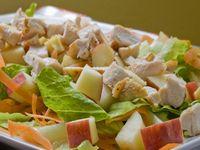 Салат из цыпленка «Карибские острова»