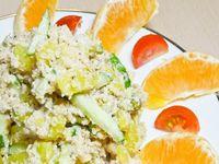 Салат из курицы по-Архангельски