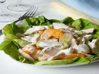 Салат из курицы по-кубински