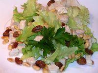 Салат  Венецианский из курицы, рецепт