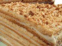 Торт «Медовый», рецепт