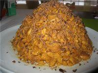 Торт «Муравейник», рецепт
