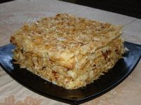 Торт «Наполеон», рецепт