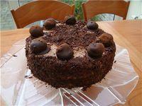 Торт «Трюфель», рецепт
